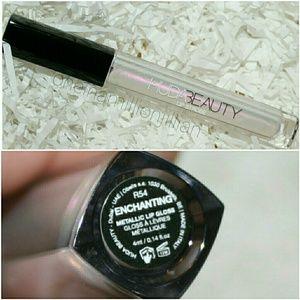 HUDA BEAUTY Makeup - Huda Beauty Lip Strobe Metallic Lip Gloss